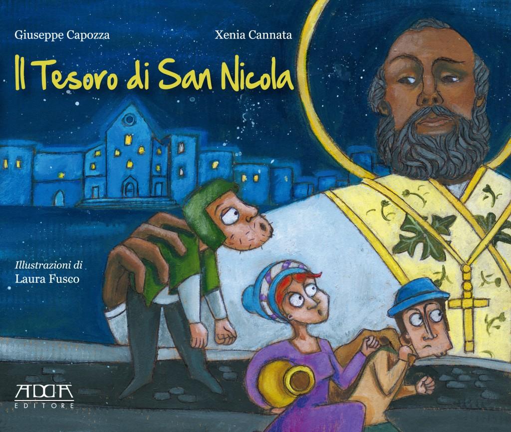 Copertina Il tesoro di San Nicola