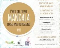 L'arte del creare Mandala - Elaborazione grafica per evento