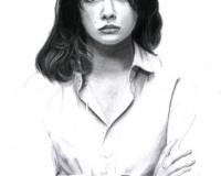 Giovanna Mezzogiorno - Portrait - Ritratto